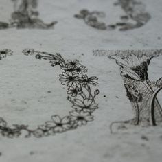 Holt wip by Stella Björg, via Behance