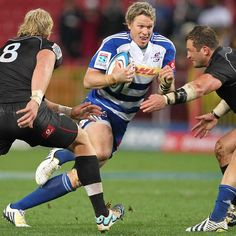 Jean de Villiers of the Stormers hits the line Super Rugby, Six Nations, Rugby World Cup, Rugby Players, Extreme Sports, Happenings, Espn, Champion, Athletic