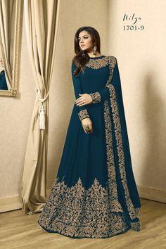 Indian Gowns Dresses, Indian Fashion Dresses, Indian Designer Outfits, Abaya Fashion, Pakistani Dresses, Indian Outfits, Designer Dresses, Eid Dresses, Indian Anarkali