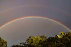 Double rainbow  (c) Greta van der Rol