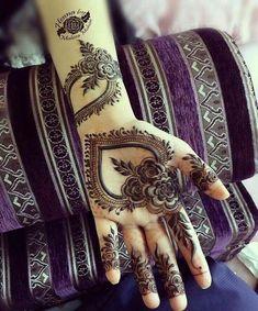 12 Khaleeji mehndi designs