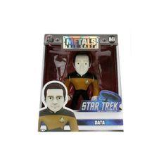 4 inch Metals Star Trek: Lt. Command Data (M373)