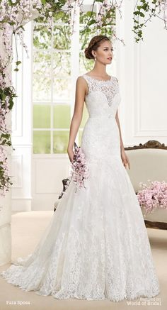 Fara Sposa 2016 Wedding Dress #wedding #dresses #bridal #gown #dress #farasposa