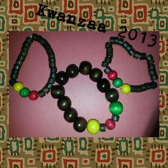 Handmade jewelry as gifts for Kwanzaa