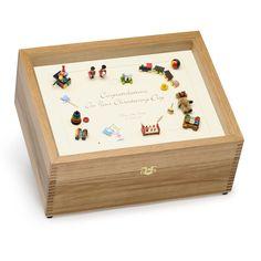 Bespoke Oak Memory Box