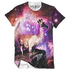 2331f8cb7cd3c3 King Llama Men s Tee Funny Tee Shirts
