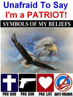 More than JUST anti-Obama, I am ANTI-Democrats… Oh and just in case you don't know yet… I am ALSO ANTI-Republican as well!!!