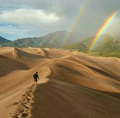✅Sand Dunes, Colorado