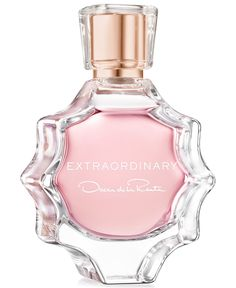 Dare to be Extraordinary. Experience the new Oscar de la Renta fragrance that captivates and illuminates. The floral scent bursts with sparkling lush neroli and dewy cherry blossom with a finale of se