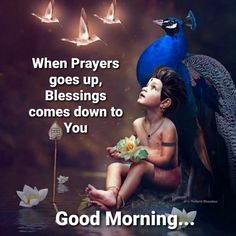 Sai Baba, Lord Krishna, Quotes About God, Good Morning Quotes, True Quotes, Prayers, Blessed, Spirituality, Movie Posters