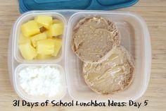 31 Days of School Lunchbox Ideas - Day 5 | 5DollarDinners.com