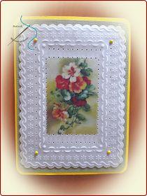 Moj Swiat Rekodziela 122 Wymiana Karteczkowa Czerwiec Kwiaty Tarjetas Espanolas Tarjetas Tarjeteria Espanola