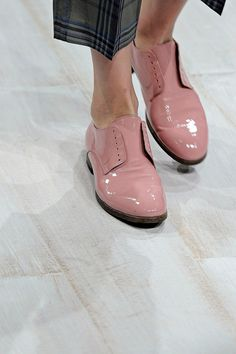 These shoes by Paul Smith will be in my closet!