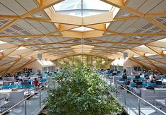 WWF-UK Headquarters: Living Planet Centre | Hopkins