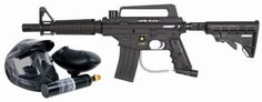 Tippmann US Army Paintball Alpha Black Tactical Edition Powerpack -- You can find out more details at the link of the image.