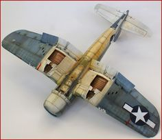 "Corsair F-4U 1 ""Bird Cage"""