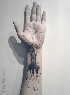 arm tree tattoos for guys - Căutare Google
