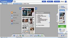Tech Tutorial: Free Philippine Daily Inquirer Digital Edition via RSS Feeds Rss Feed, Tech, Tutorials, Photo And Video, Digital, Reading, Free, Reading Books, Technology