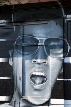 Street Art in Orsay, France