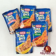 Feature: 555 Tuna Rice Meals 'Ka-Eat Saan, Ka-Eat Kailan' | Dear Kitty Kittie Kath- Beauty Blogger with Fashion, Lifestyle, and Mommy Blog on the side