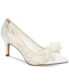4d8fc6943ffc7 Bridal Shoes, Wedding Shoes, Lace Wedding, Pointed Toe Pumps, Pump Shoes,