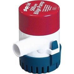 Rule 12V Transom Mount Livewell Aerator Pump