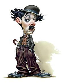 46 Caricaturas Geniais De Pessoas Famosas | WebMaster.pt