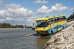 Great and funny thing to do in Budapest!! RiverRide, the ambphibious sightseeing tour bus | River Ride English