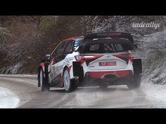 WRC Monte Tests 2020 - Loeb & Rovanperä | addicted to motorsport