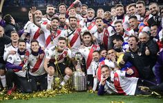River Plate among contenders as Copa Libertadores group stage begins Lionel Messi, Cristiano Messi, Santiago Bernabeu, Street Dance, Europa League, Madrid, Soccer, Plates, Instagram