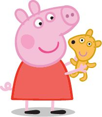 16 Best Peppa Pig Cards images | Pig birthday, Parties kids, Pig party