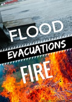 Floods and fires are 2 of the most common reasons for emergency evacuations…