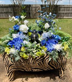 Excited to share this item from my #etsy shop: Urn Floral Arrangement Display- Cremation Urn Arrangement- Floral Display For Urn- Memorial Florals-Memorial Service Arrangement #memorial #funeral #cremation #ashes #urns #urnarrangement #floralarrangementforurn #floralarrangementformemorial #service #funeral #sympathygifts #gifts #family #keesake #alter #display #honor #lifecelebration #death #home #rainbowbridge #dogs #pets #wings #familymember #rip #beloved #mourning