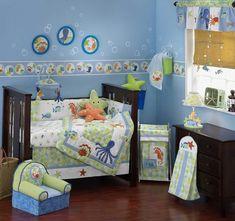 15 Under The Sea Nursery Designs | Decorative Bedroom