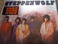 Steppenwolf Vintage Vinyl Two Albums - Shipping Included by JMadisons on Etsy
