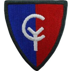 Infantry Division Class A Patch Us Army Patches, Medal Ribbon, Army National Guard, Military Units, United States Army, World War Ii, Motto, Marines, Division