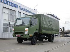 Новый полноприводный Богдан 3373 как альтернатива ГАЗ 66? (видео)