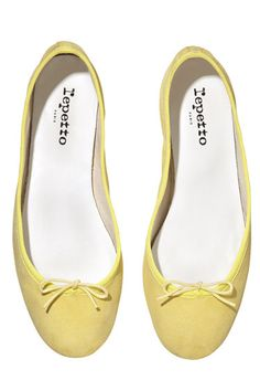 Summer Style Destinations - Repetto flats