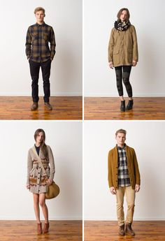 Pendleton's The Portland Collection Fall '13