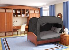 1000 images about how do you pop on pinterest bed tent pop and roommate. Black Bedroom Furniture Sets. Home Design Ideas
