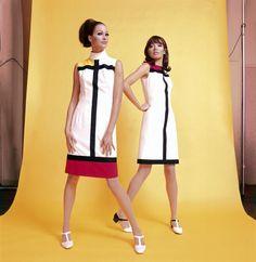 Mondrian-Mode, 1965