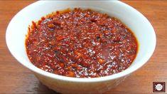 How To Make Schezwan Sauce At Home | Chinese Sauce | Schezwan Sauce Recipe | स्चेजवान सॉस रेसिपी - YouTube