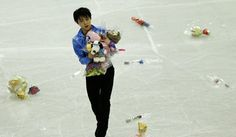 Yuzuru Hanyu:Figure Skating: Hanyu Sets World Record to Lead Grand Prix Finals