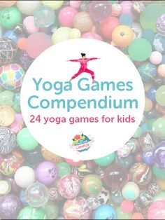Yoga games for kids-she does some really fun yoga videos for kids
