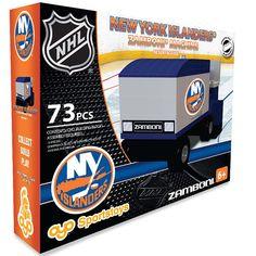 New! New York Islanders OYO Zamboni #NewYorkIslanders