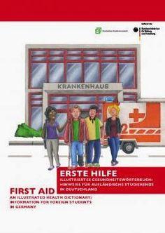 Deutsch mit Frau Virginia D'Alò: Downloads: Erste Hilfe, illustriertes Gesundheitsw...