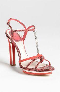 Dior Chain Sandal