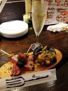 Spanish food in Japan!
