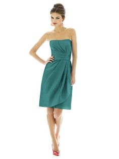 Alfred Sung Style D602 http://www.dessy.com/dresses/bridesmaid/D602/#.UmWi2hAweCU