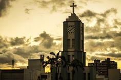 Igreja Evangélica Luterana - Itajaí SC - dez/2013.